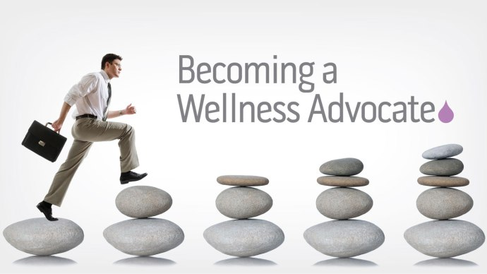 Wellness Advocate Steps