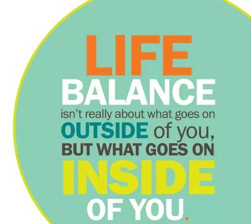 Balance Inside